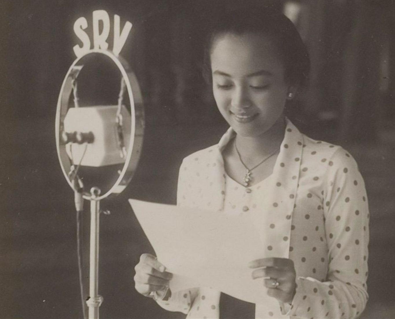 Princess Siti Noeroel Koesoemowardani, Solo Radio Co., Surakarta